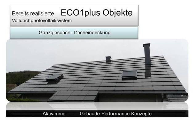 Solardachsysteme, Energieträgersysteme, Kurzzeitspeicher, Energiespeichermedium, Energie-Systeme, Energiesysteme der Zukunft, Indachsystem, Ganzglasdach, Solaraktivhaus, Energysystems24, aktivimmo