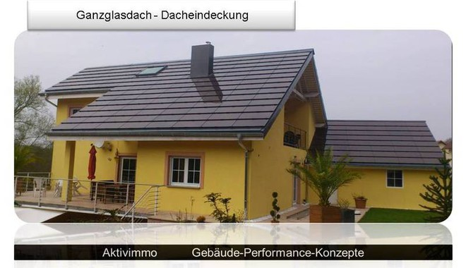 photovoltaik ganzdachsysteme in d nnschicht vom schutzdach zum nutzdach solarpaneele ersetzen. Black Bedroom Furniture Sets. Home Design Ideas